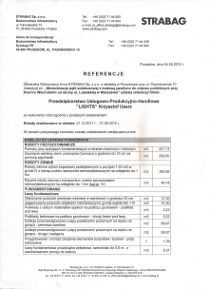Referencje Strabag0001s Referencje